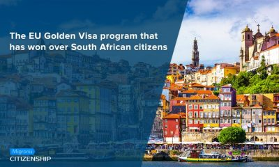 The EU Golden Visa program that has won over South African citizens