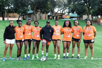 UJ women's sevens team planning on going all the way