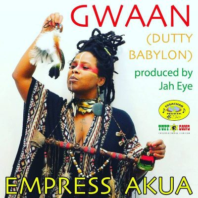 "Empress Akua – ""Gwaan (Dutty Babylon)""(official music video )dir by Louis Easton & Empress Akua Marketed By Blaza Publicity"