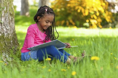 Earth Day and World Book Day: Unplug and Read a Paper Book