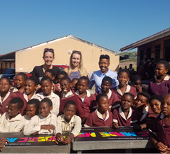 #GoGreen Campaign is Donating Over 700 Green Desks to 40 Schools