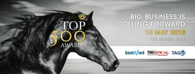 Top500 Awards 10th May