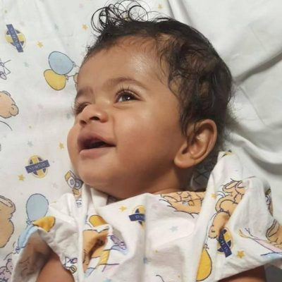 Born at 33 weeks under challenging circumstances, Baby Joshua needs our help.