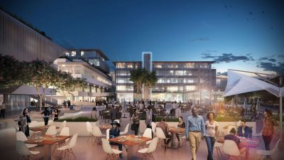 Park Square Leads The Way For Future Forward Work Spaces