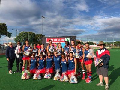Hudson regain Coastal Hockey Challenge title