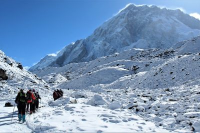 Everest Base Camp climb raises R1.8 million for SA children affected by fires.