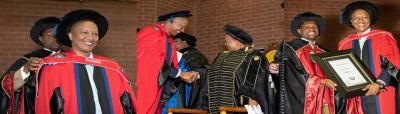 Property entrepreneur Ngebulana honoured by leading university