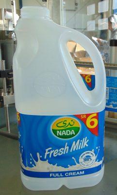 HG Molenaar's polypropylene fresh milk labels will save dairies a bundle