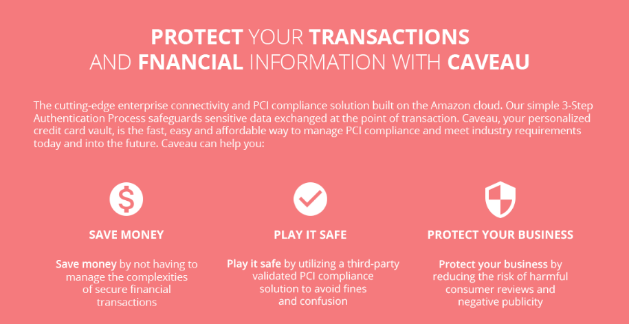 Caveau Provides GDPR and PCI Compliance Solutions for Leading South African Corporate Travel Management Company