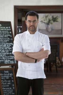 Chef Michael Broughton