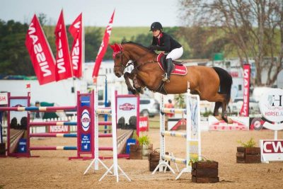 Elite field of showjumpers set to compete in the 2018 Nissan Winter Classic
