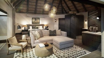 Shamwari Private Game Reserve Announces New Look Lodges