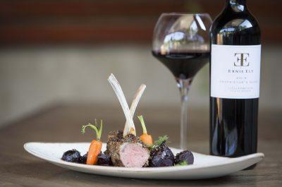 Exclusive Ernie Els wine & food pairing evening