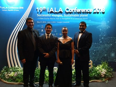 South Africa Re-elected to IALA Council