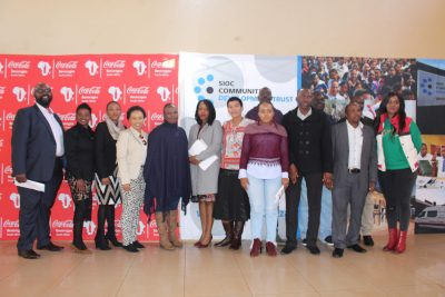 CCBSA empower our youth with business opportunities in Thabazimbi!
