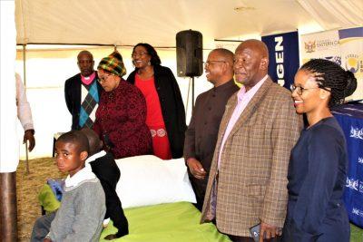 Engen ensures disabled pupils get warm beds for winter