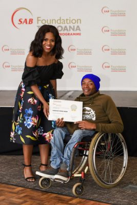Entrepreneurs with disabilities want training not pity