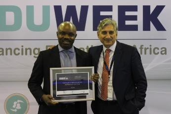 Education innovators honoured at EduWeek Africa