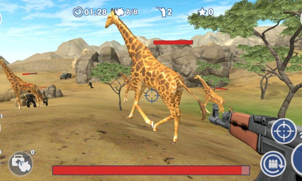 SA Company creates first ever anti-poaching game.