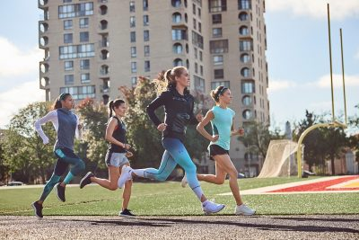 Totalsports Women's Race welcomes Under Armour as apparel partner