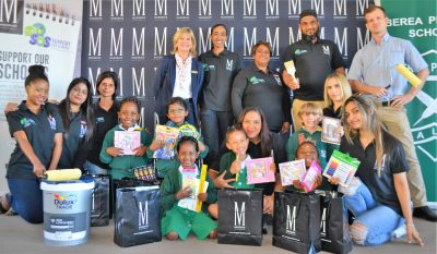A brighter future this Mandela Day, with Musgrave Centre