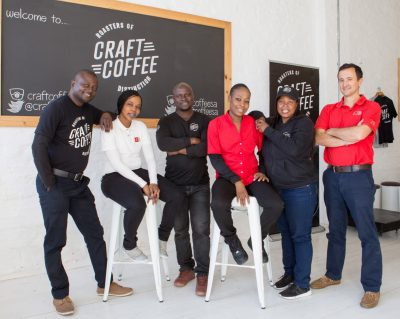 Serving up training to grow the coffee Buzz