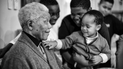 Join Nal'ibali in sharing Madiba magic with children this Mandela Day