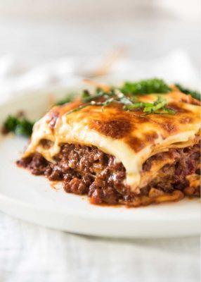 95 Keerom declares August Lasagne Month