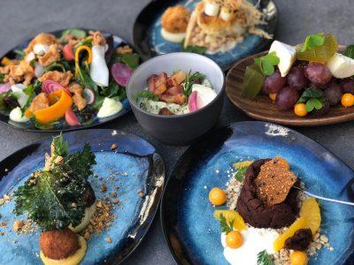 Small plates make it BIG at Grande Provence this winter