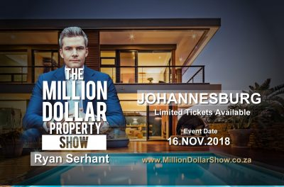 The Million Dollar Property Show with celebrity reality show broker Ryan Serhant