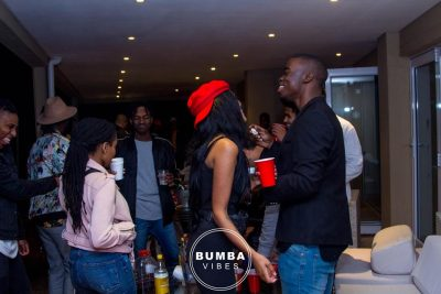 Bumba Vibes Secret Villa Party, Undisclosed Location 28th July 2018