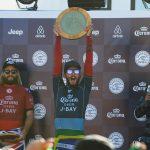 JBay Winterfest 2018: Filipe Toledo Wins Corona Open JBay