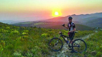 Mountain Biking in the Gamtoos Valley