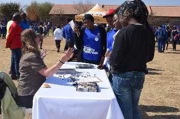 Cyril Ramaphosa Foundation hosts career expo and tackles gender-based violence