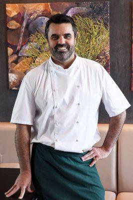 Chef Peter Tempelhoff a culinary inspiration!