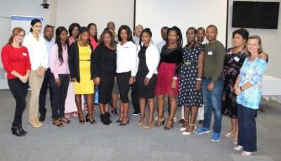 80 South Durbanites graduate from Engen's Computer School