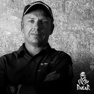 Hennie de Klerk, DAKAR 2018 rookie winner, to participate again in DAKAR 2019
