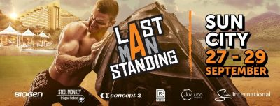 Fitness fans – could you be the Last Man Standing?