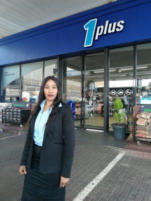 Dream big – Engen dealer Lydia Ramatisa