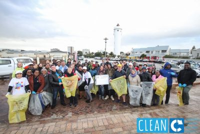 CLEANING THE WORLD IN ONE DAY – PARTNERSHIP IN ACTION!