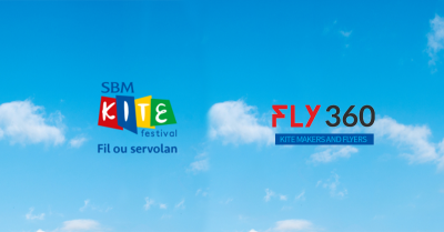 SBM KITE FESTIVAL AND FLY360 at Mauritius