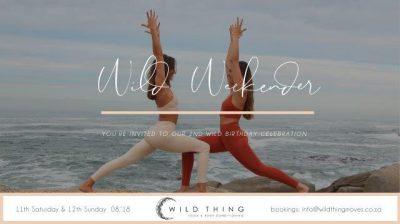Wild Thing Hosts a Celebratory Wild Weekender