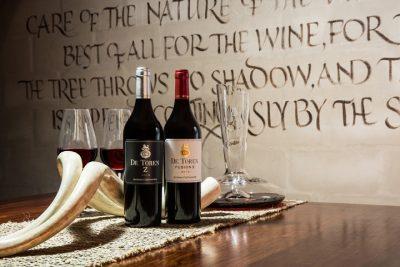 Discover De Toren private cellar's world-class 'wines by design'