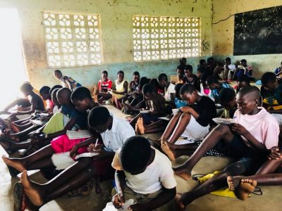 Capetonian focused on empowering young students in his hometown of Malawi