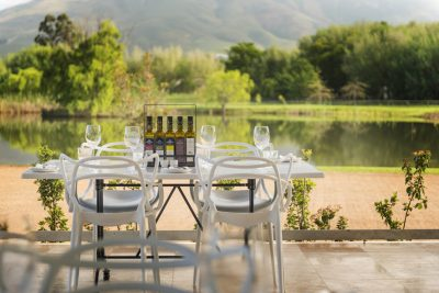 95 At Morgenster brings an Italian summer revival to the Winelands