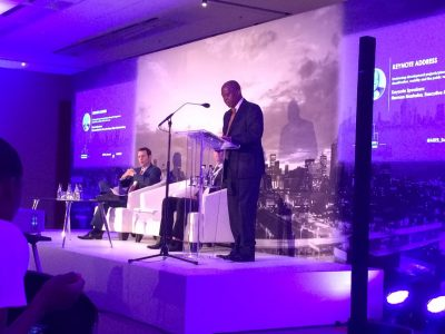 Utility Systems partners with African Real Estate & Infrastructure Summit in Sandton in October