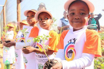 Legacy of Sandi, Blooms and Grows at Afrika Tikkun