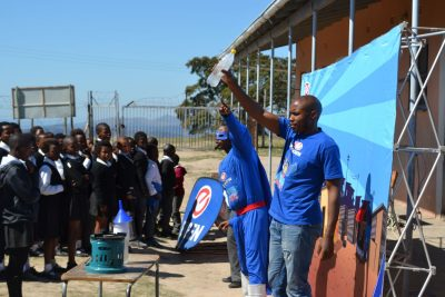 Mr Wise launches Engen KlevaKidz in the Eastern Cape