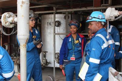 Engen helps tackle unemployment through Learnership programme