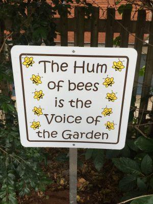Park Boulevard sponsors Sensory Garden